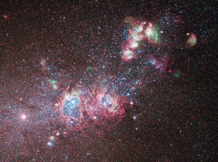 Снимки Вселенной