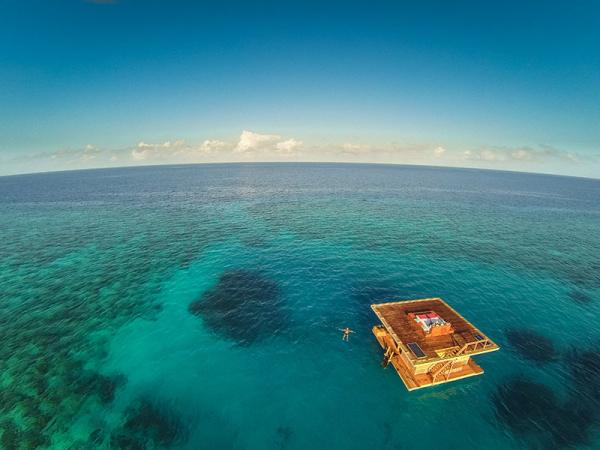 Самые укромные отели в мире