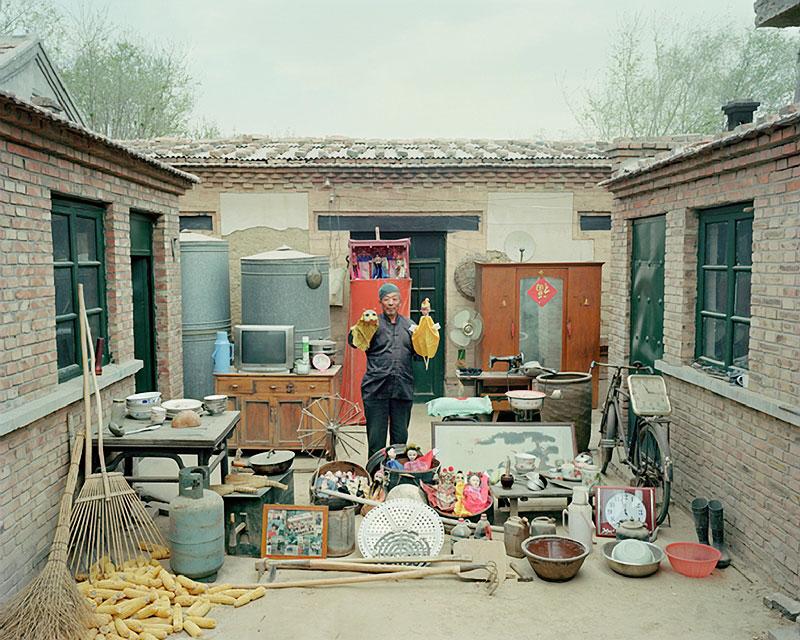 Быт китайских семей