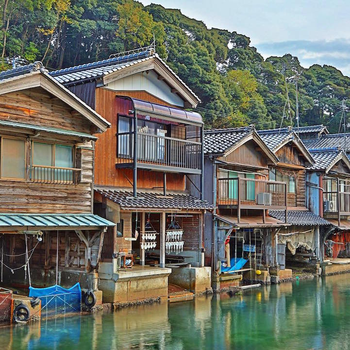 «Венеция Японии» в Киото