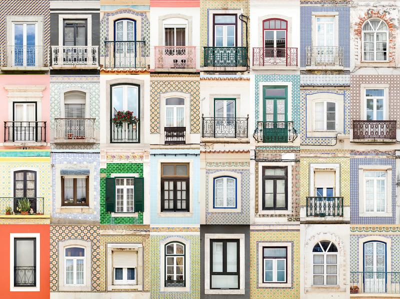 Windows of the World - Sesimbra