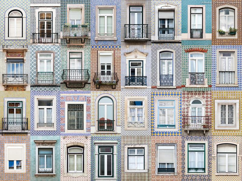 Windows of the World - Lisbon