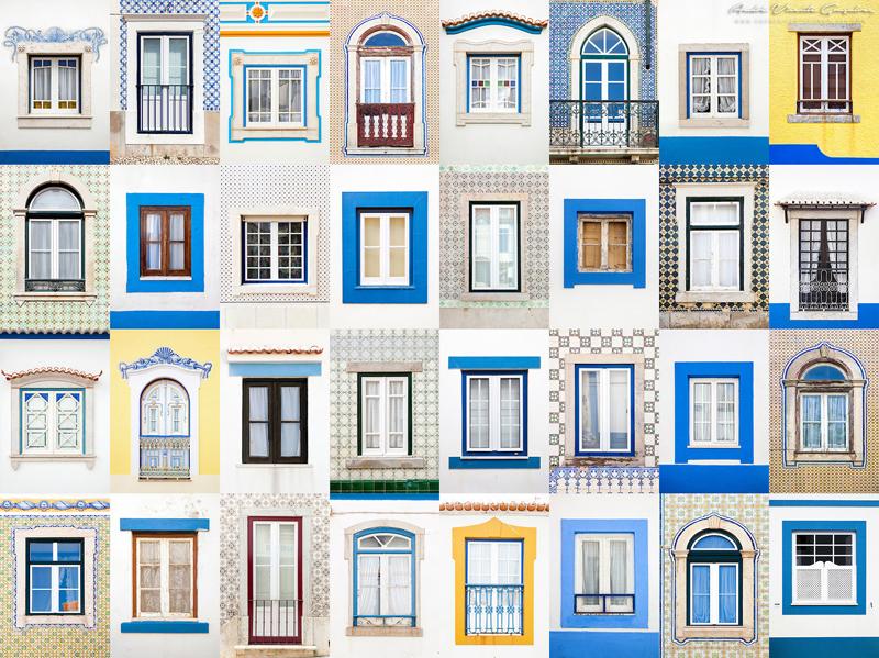 Windows of the World - Ericeira