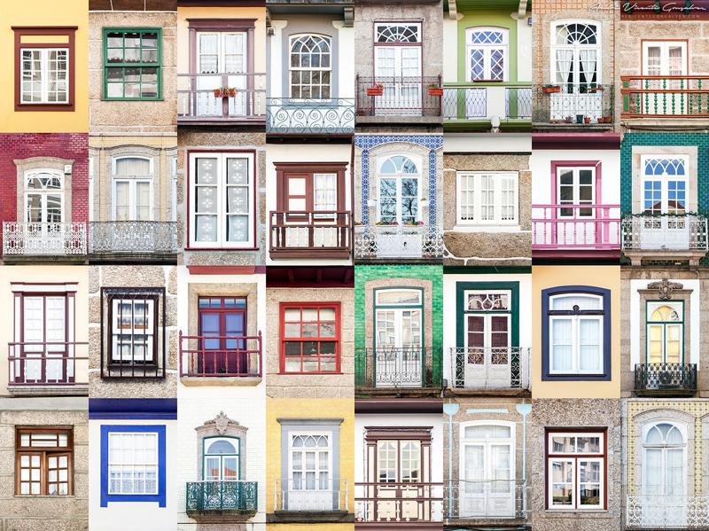Windows of the World - Guimaraes