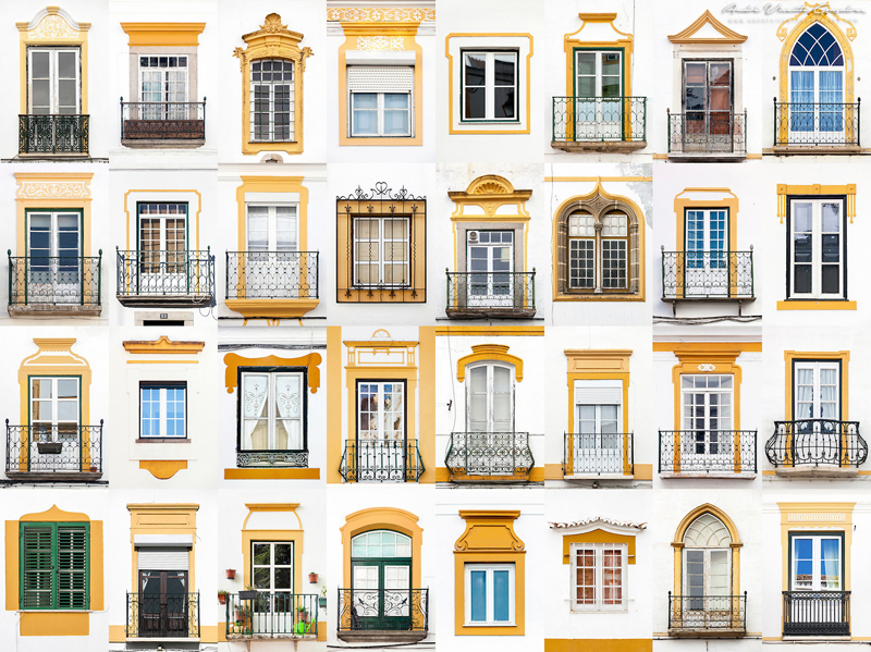 Windows of the World - Evora