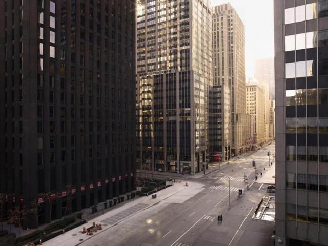 Представьте что ваш город без людей07