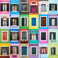 Windows of the World - Burano