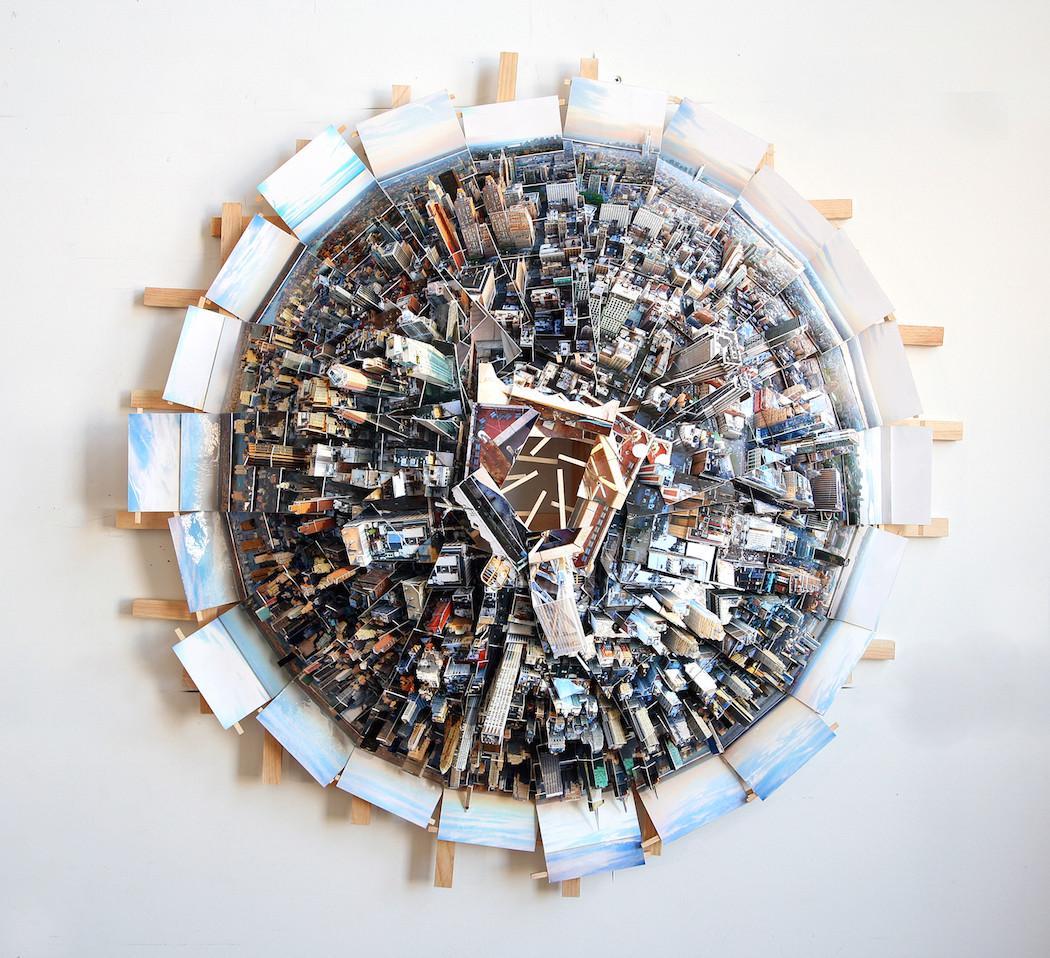Скульптуры из фотографий от Исидро Бласко (Isidro Blasco).