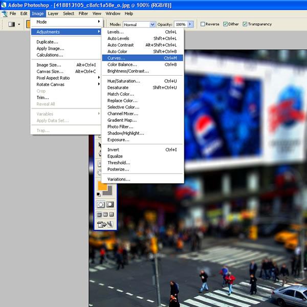 Как сделать фотографию с Tilt-Shift эффектом.
