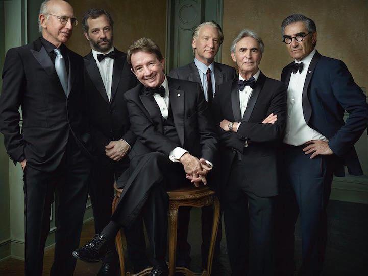 Фотографии с Оскара 2016.
