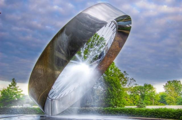 Самые завораживающие фонтаны в мире-1
