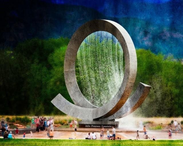 Самые завораживающие фонтаны в мире-10