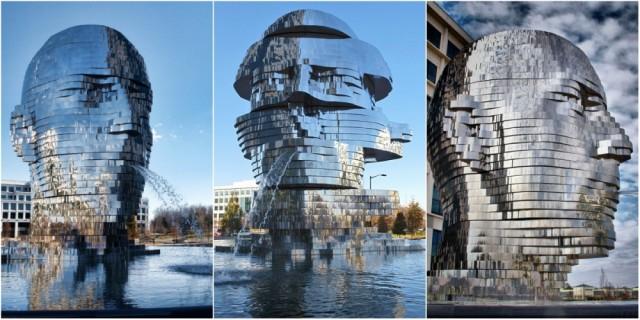 Самые завораживающие фонтаны в мире-17