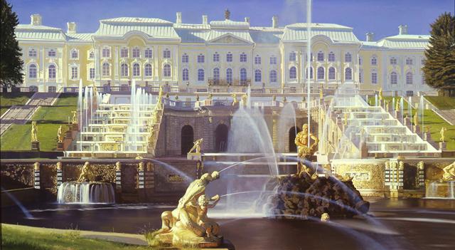Самые завораживающие фонтаны в мире-18