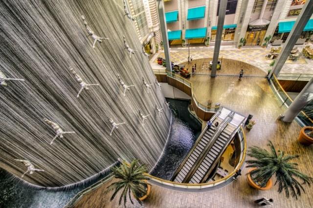 Самые завораживающие фонтаны в мире-7