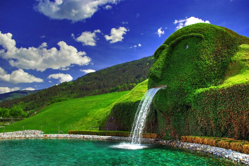 Самые завораживающие фонтаны в мире-8