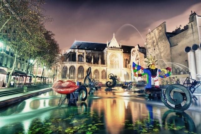 Самые завораживающие фонтаны в мире-9