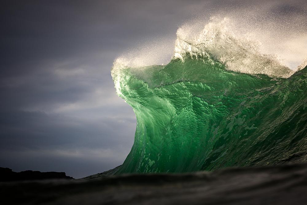 Магия волн в фотографиях Уоррена Килана.