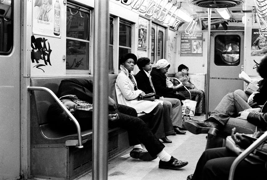 Гангстерские улицы Нью-Йорка 70-х
