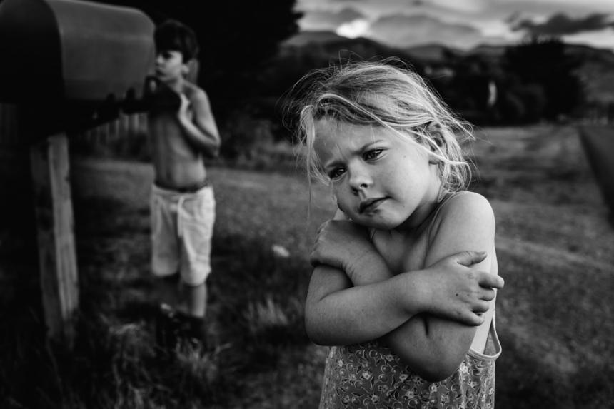 Беззаботное детство в жизни без электроники.