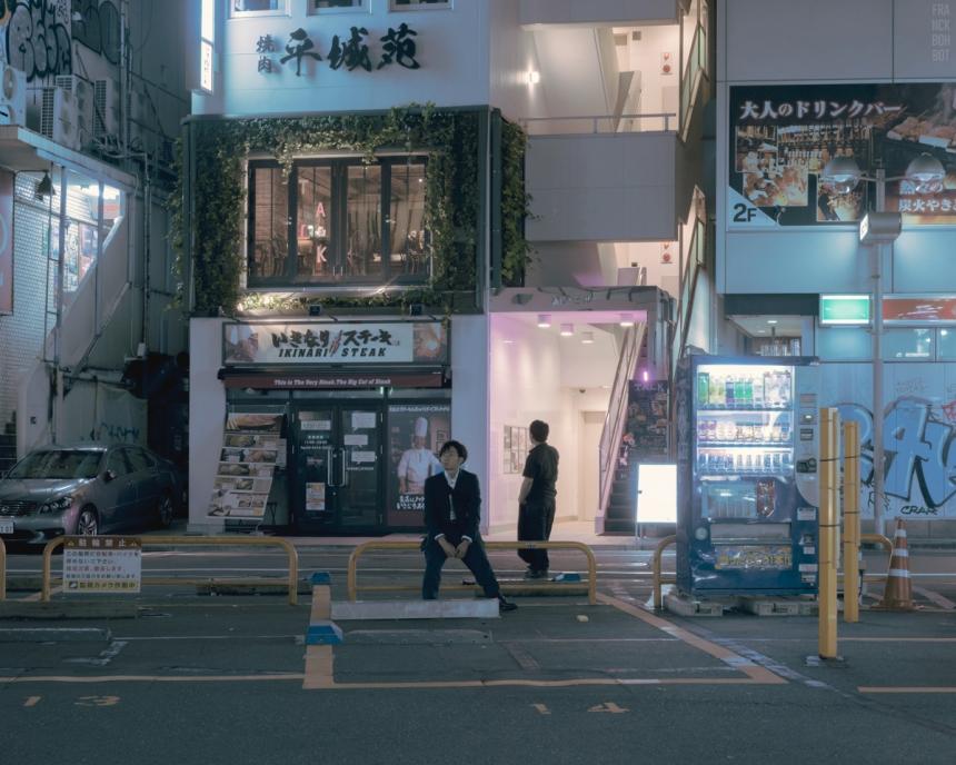 «Токийский шёпот» от Франка Бохбота (Franck Bohbot).