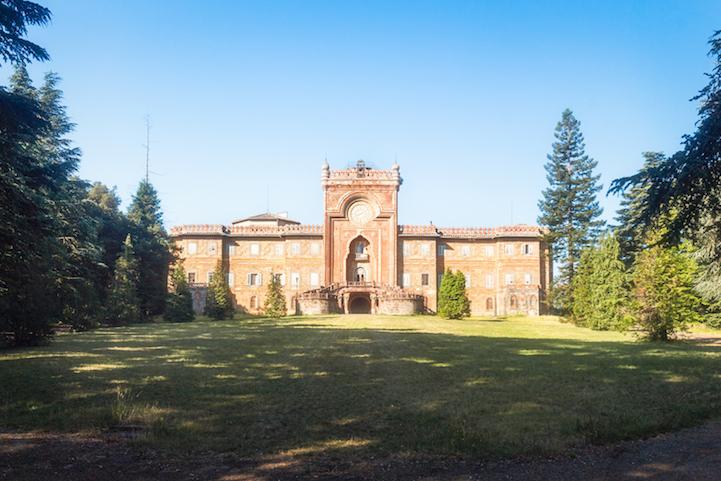 Замок Саммеццано (Castello di Sammezzano).