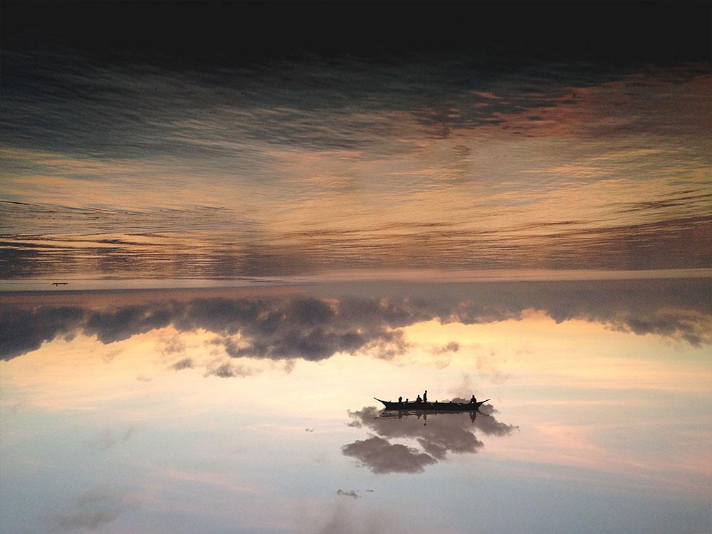Сюрреалистические фотоманипуляции Лорана Россе (Laurent Rosset).