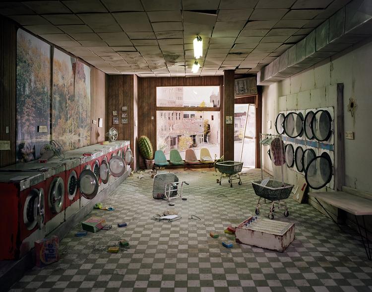 Миниатюрные диорамы Лори Никс (Lori Nix).