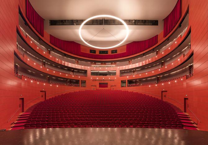Концертные залы Франции.