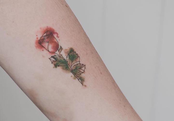 Гибридные татуировки от Джаспера Андреса (Jasper Andres).