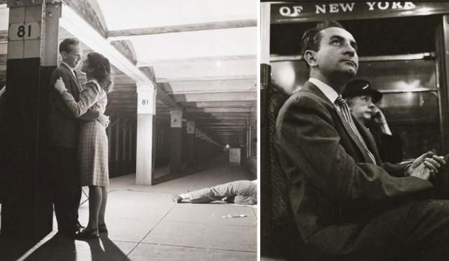 Фотографии 17-летнего Стэнли Кубрика.