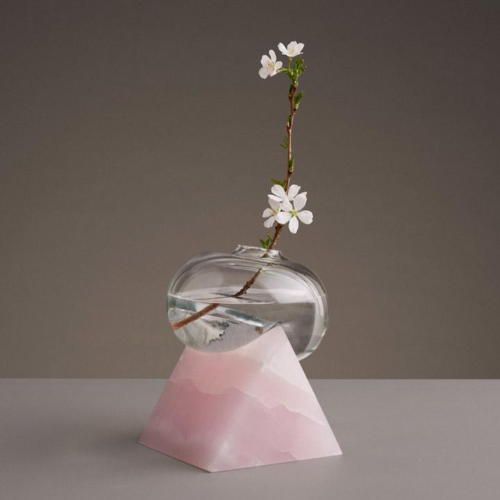 Тающие вазы от Эрика Оловссона (Erik Olovsson).