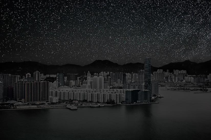 Города без света