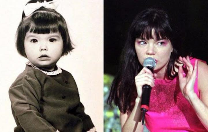 Фотографии музыкантов до и после известности