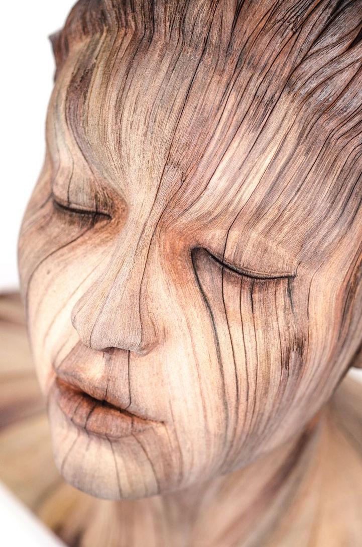 Керамические скульптуры Кристофера Дэвида Уайта