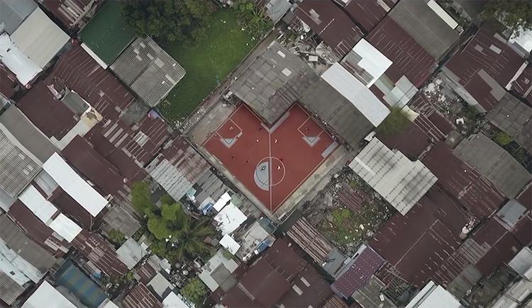 Благоустройство трущоб в Бангкоке