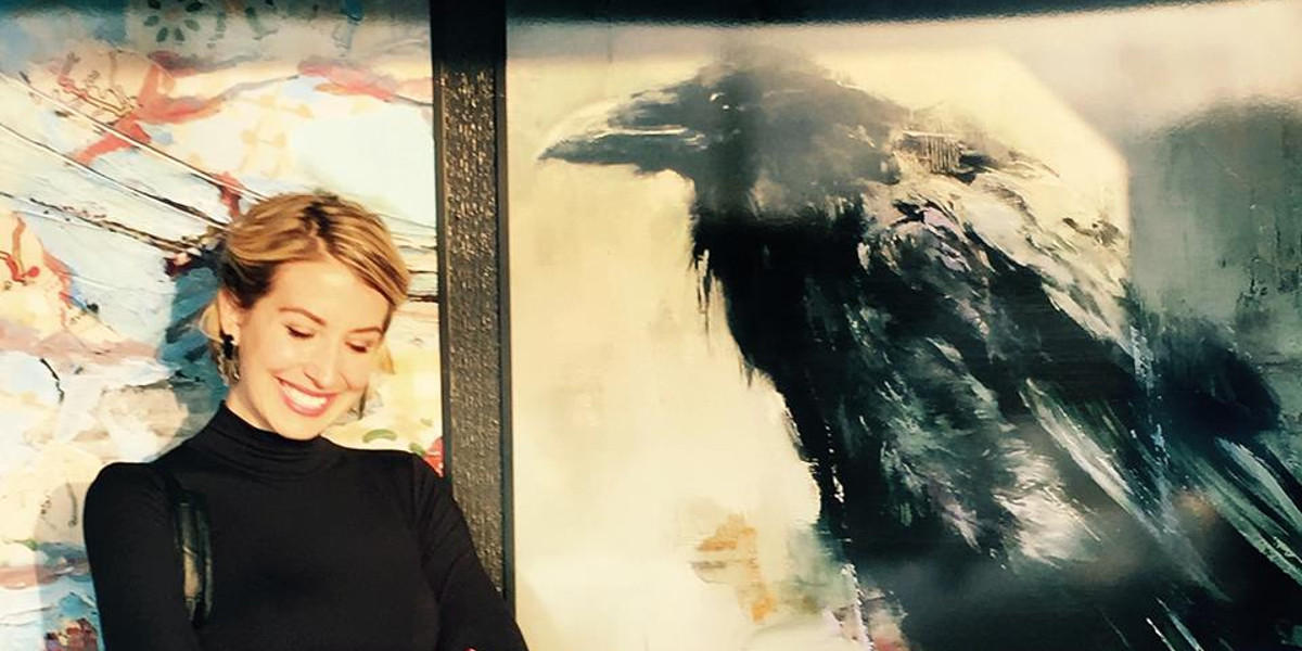 Картины Линдси Кустуш (Lindsey Kustusch)