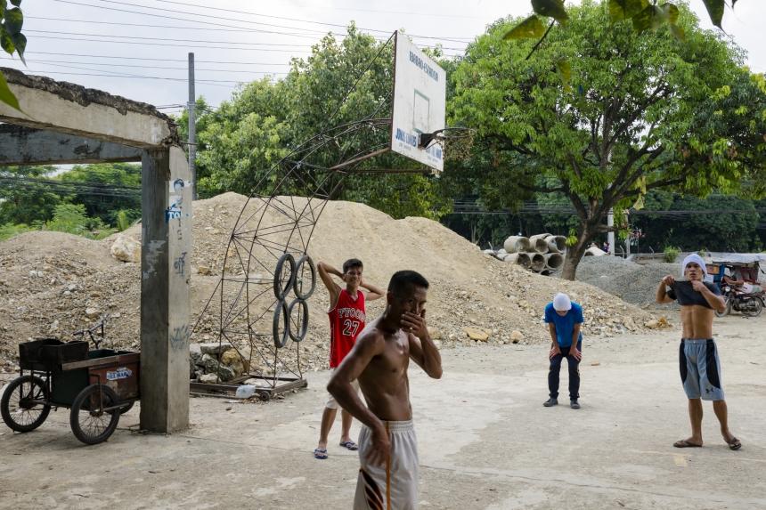 Баскетбол на Филиппинах