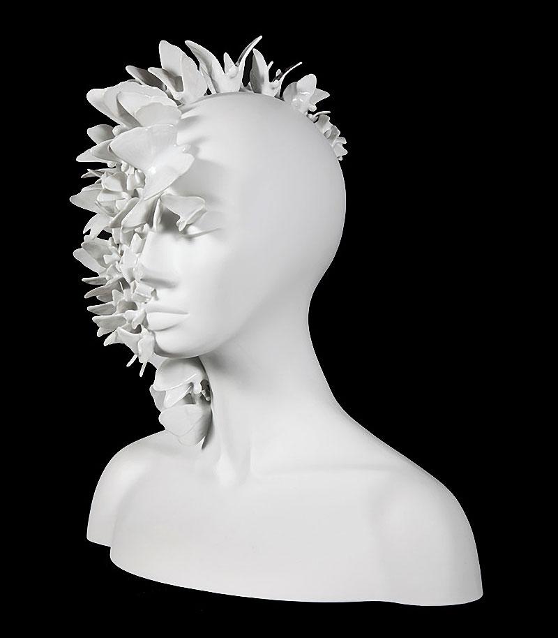 Скульптуры Джульетты Кловис (Juliette Clovis)