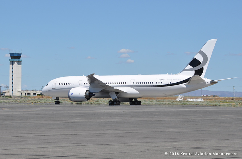 Корпоративный Boeing Business Jet 787-8