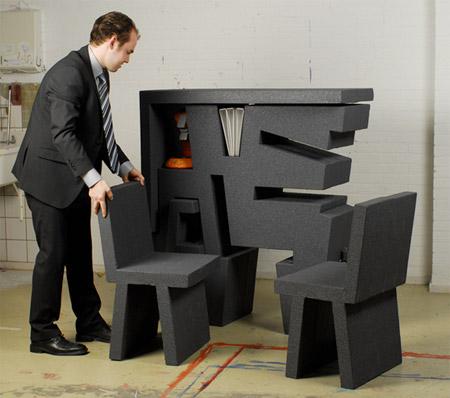 Дизайнеркая креативная мебель
