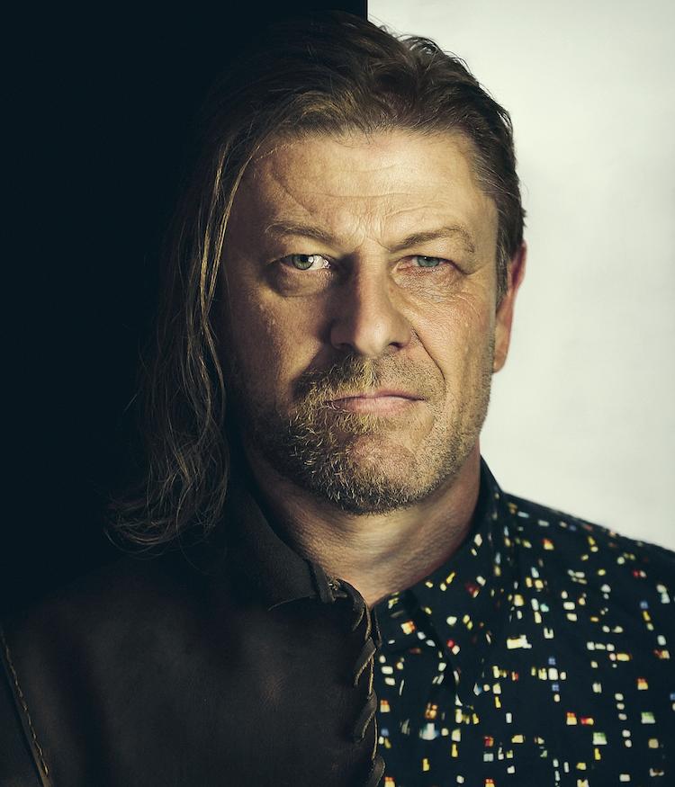 Портреты актёров «Игры престолов» от Джанфранко Галло