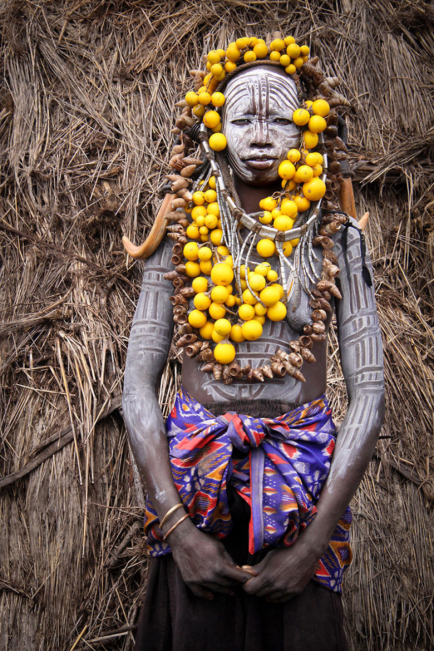 Разные народности в фотографиях Паскаля Маннартса