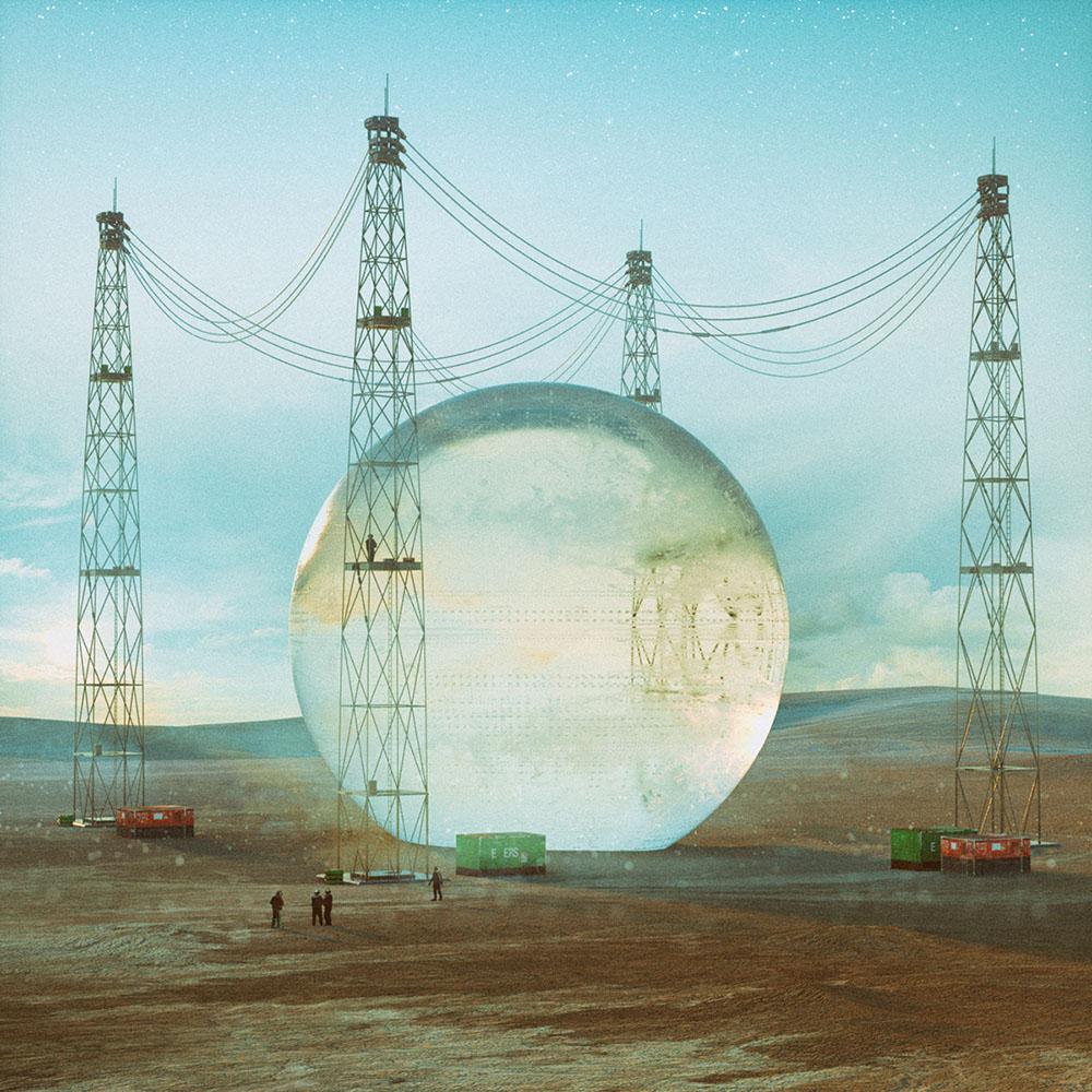 Цифровой художник Майк Винкельманн