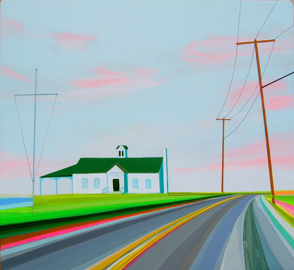 Пейзажи Америки от Гранта Хэффнера