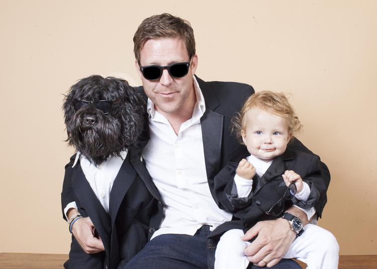 Модные собаки в проекте Шанталь Адэйр