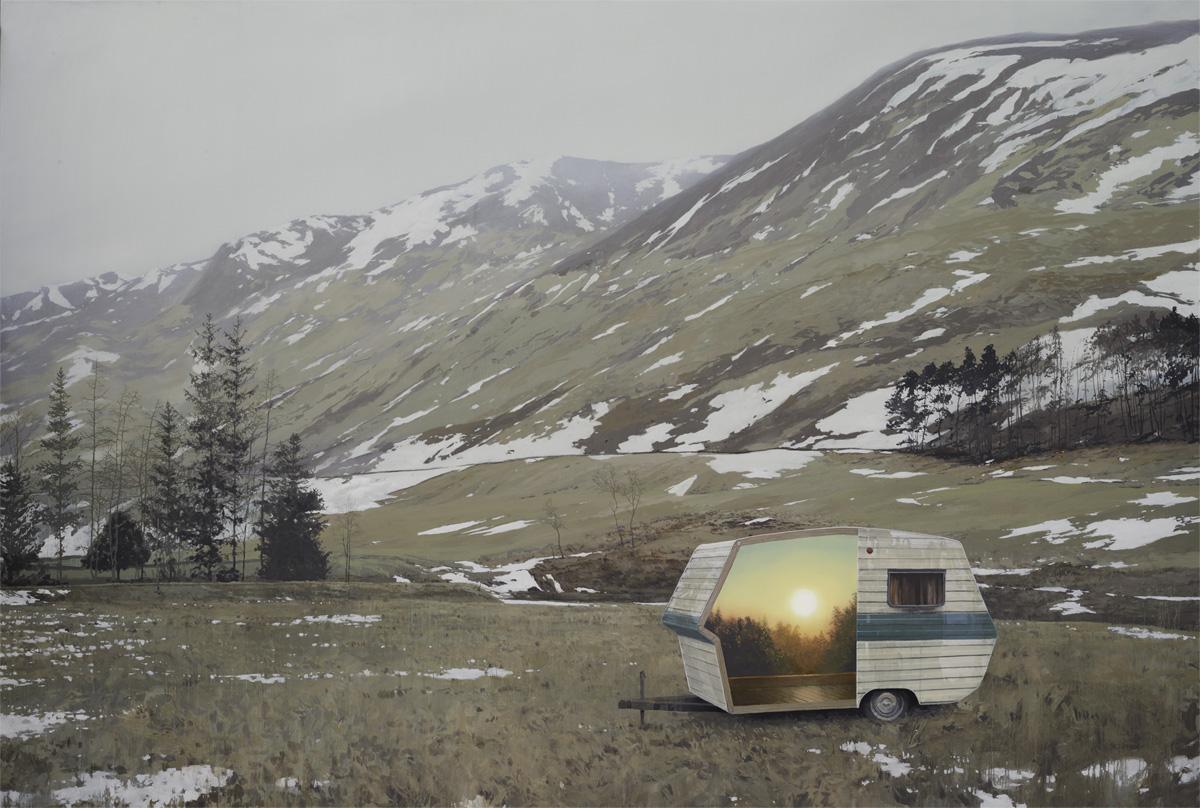 Пейзажи от Эндрю Макинтоша