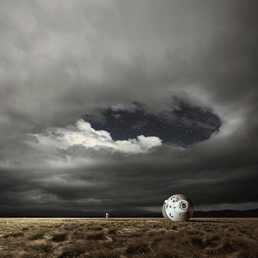 Цифровые картины от Михала Карца