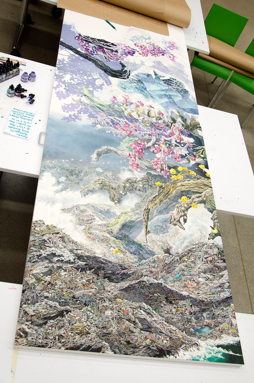 Произведение Манабу Икеды