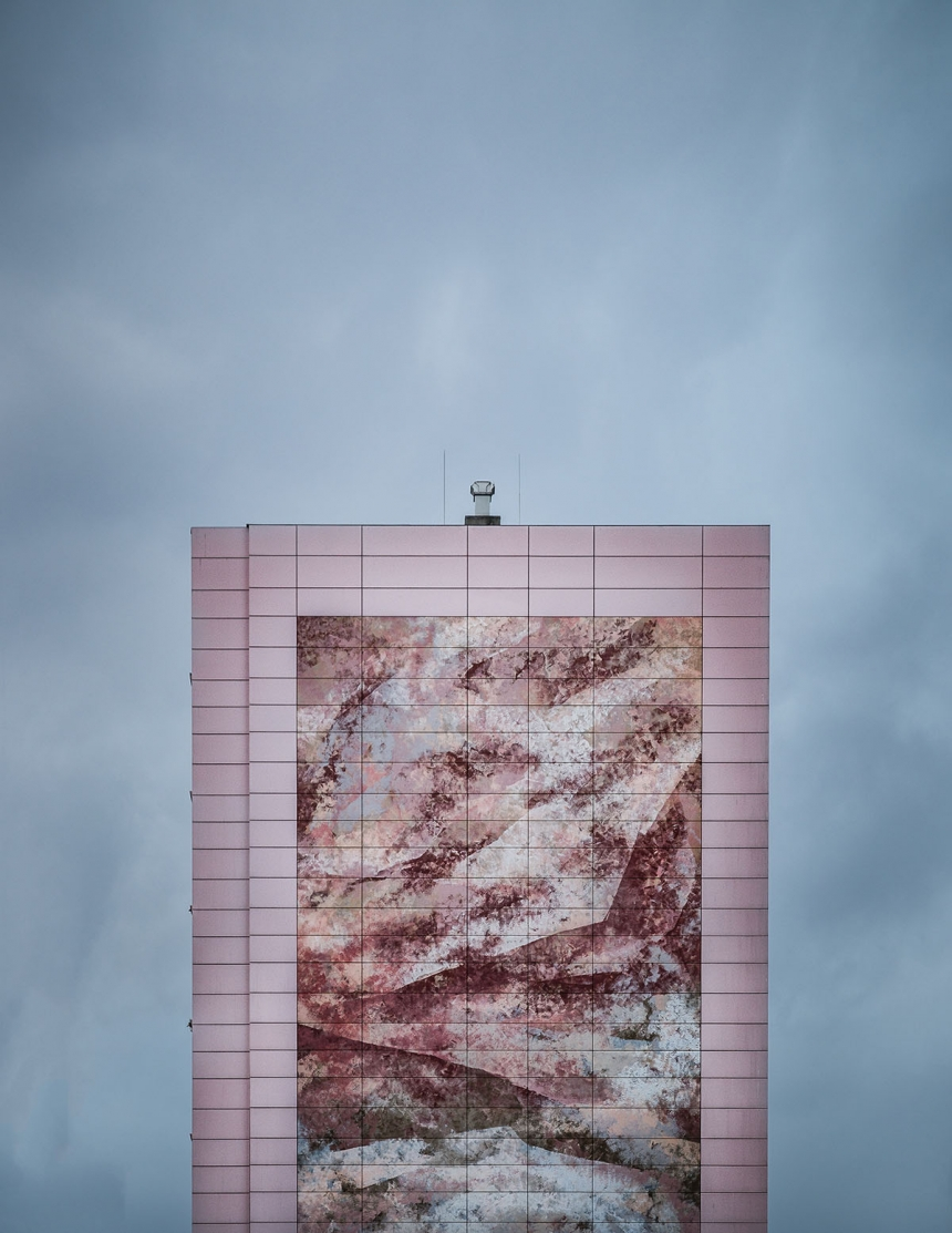 Городские объекты в проекте Сандры Джордан